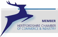 Member of Hertfordshire Chamber of Commerce and Industry